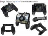 Mechanický herní gamepad iPega 9117 černá
