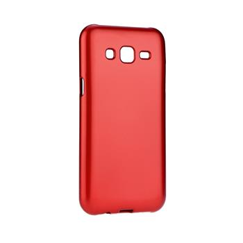 Kryt Jelly Case Flash pro Huawei Y7 2019, red