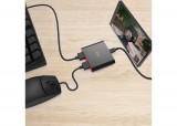 Adaptér pro připojení klávesnice a myši iPega 9116 černá/červená