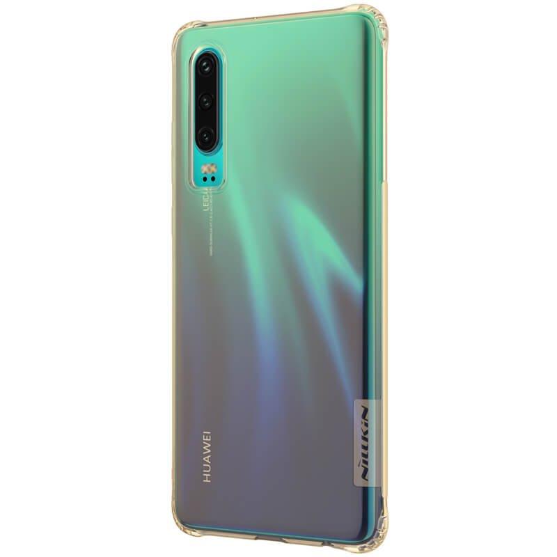 Nillkin Nature TPU Pouzdro pro Huawei P30 Tawny