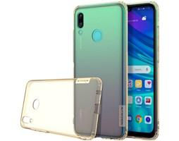 Nillkin Nature TPU pouzdro pro Huawei P Smart 2019, tawny