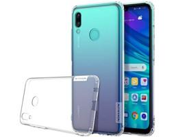 Silikonové pouzdro Nillkin Nature pro Huawei P Smart 2019, transparent