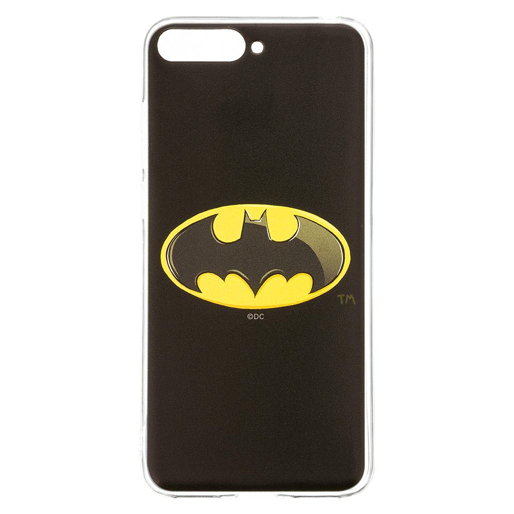 Zadní kryt Batman 023 pro Huawei Y6 2018, black