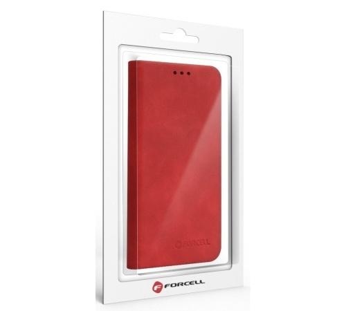 Pouzdro Forcell SILK pro Samsung Galaxy J4+ (SM-J415) červená
