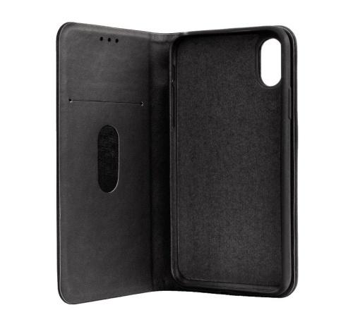 Pouzdro Forcell SILK pro Samsung Galaxy A6+ 2018 (SM-A605), černá