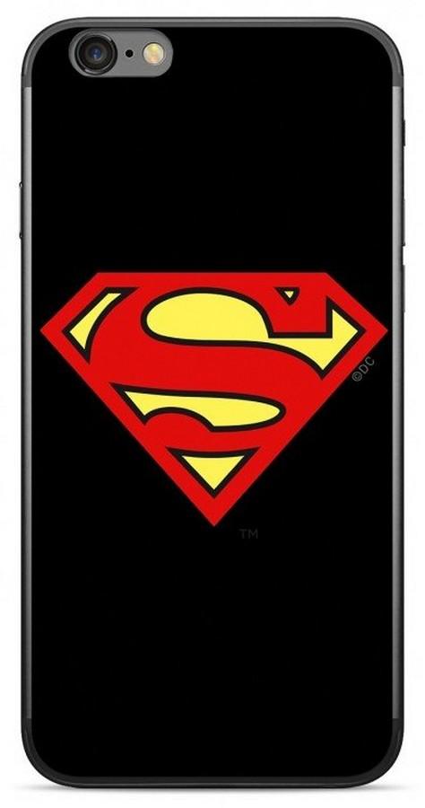 Zadní kryt Superman 002 pro Samsung Galaxy A50, black