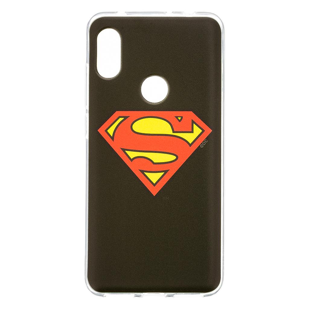 Zadní kryt Superman 002 pro Xiaomi Redmi Note 6 PRO, black