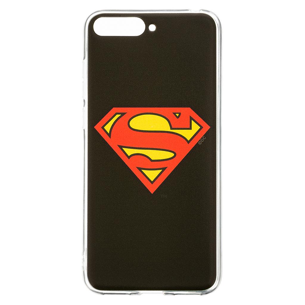 Zadní kryt Superman 002 pro Huawei Y6 2018, black