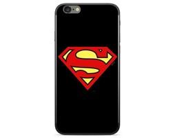 Zadní kryt Superman 002 pro Apple iPhone 6/7/8, black
