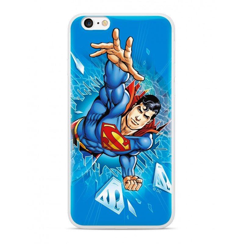 Zadní kryt Superman 005 pro Apple iPhone XS, blue