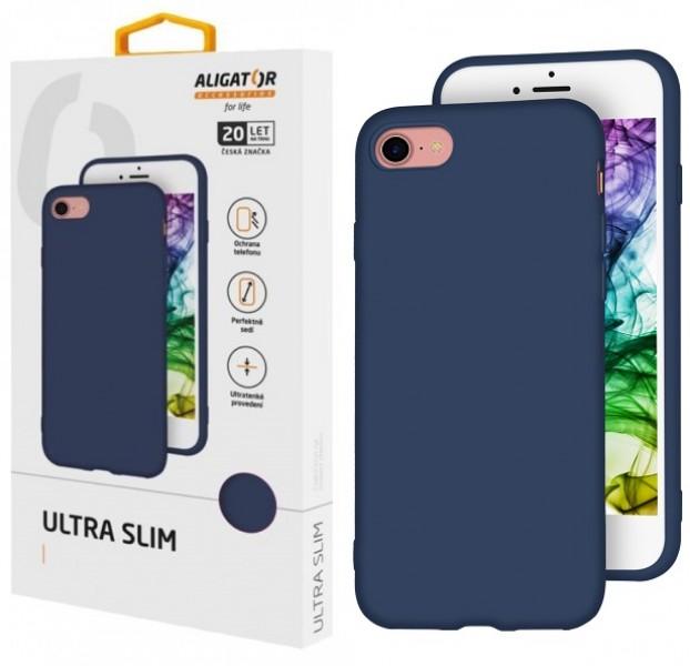 Silikonové pouzdro ALIGATOR Ultra Slim pro Samsung Galaxy A70, Blue