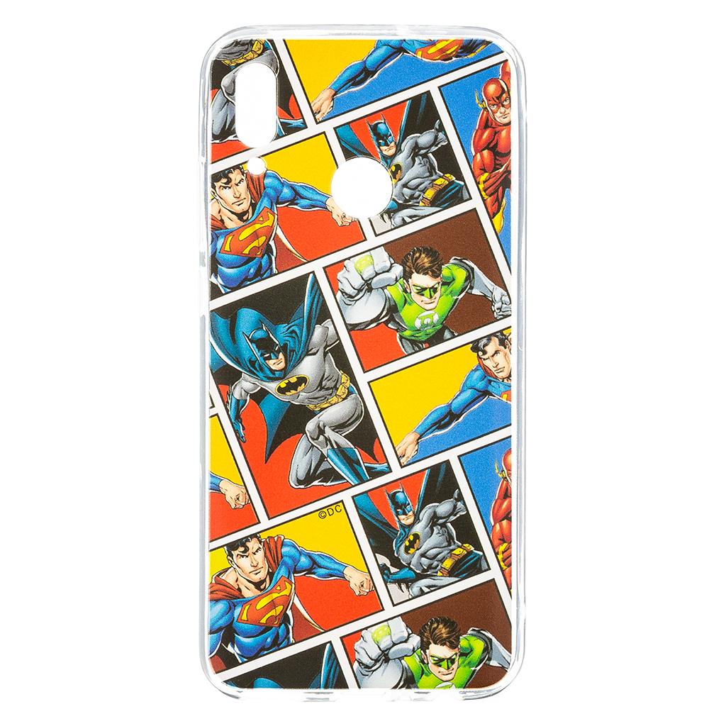 Zadní kryt DC League of Justice 001 pro Huawei P Smart 2019/ Honor 10 Lite, multicolor