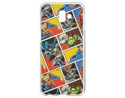 Zadní kryt DC League of Justice 001 pro Samsung Galaxy J6+, multicolor