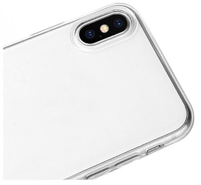Silikonové pouzdro TRANSPARENT ALIGATOR pro Xiaomi Redmi 7