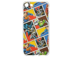 Zadní kryt DC League of Justice 001 pro Apple iPhone 6/7/8 , multicolor