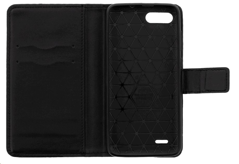 Tactical Book Pouzdro pro Ulefone S1 Black (Bulk)