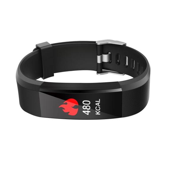 Fitness náramek EB04 černá