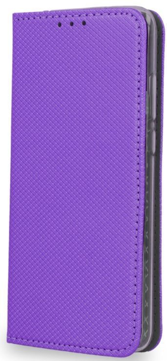 Cu-Be Smart Magnet flipové pouzdro pro Xiaomi Redmi Note 7 purple