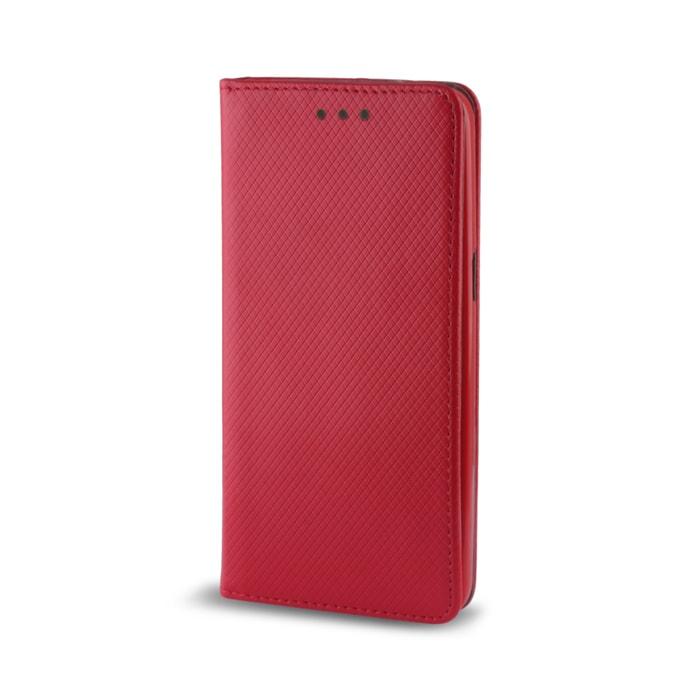 Cu-Be Smart Magnet flipové pouzdro pro Xiaomi Redmi 7 red