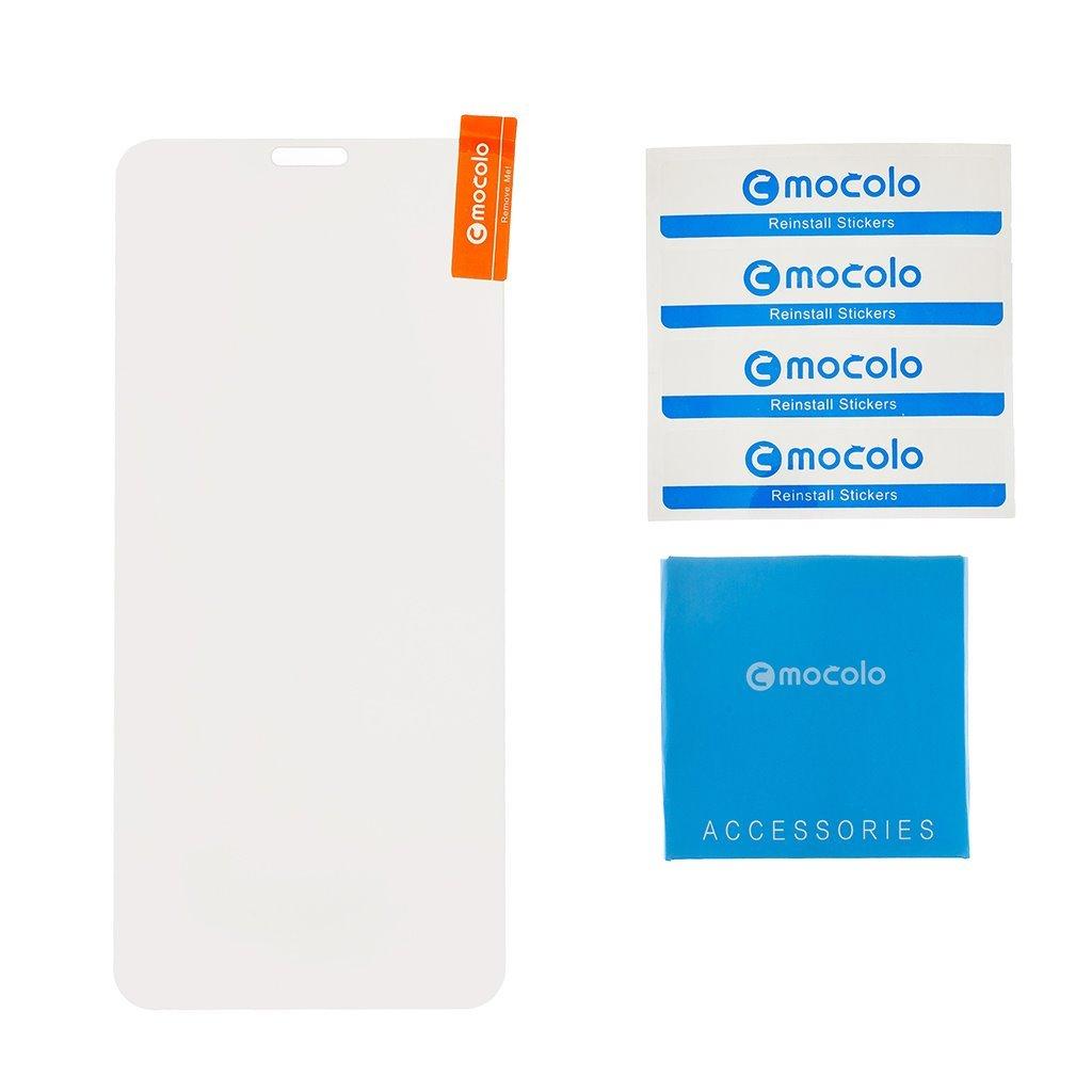 Tvrzené sklo Mocolo 2,5D pro Motorola G7 Power, clear