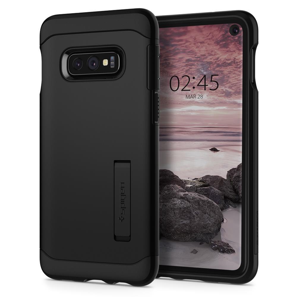 Ochranný kryt Spigen Slim Armor pro Samsung Galaxy S10e, Black
