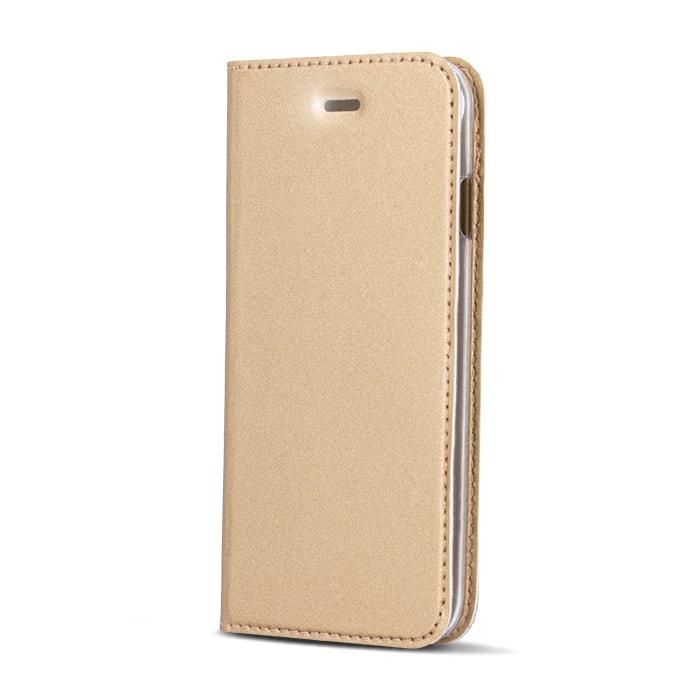 Cu-Be Platinum flipové pouzdro Apple iPhone X/XS gold