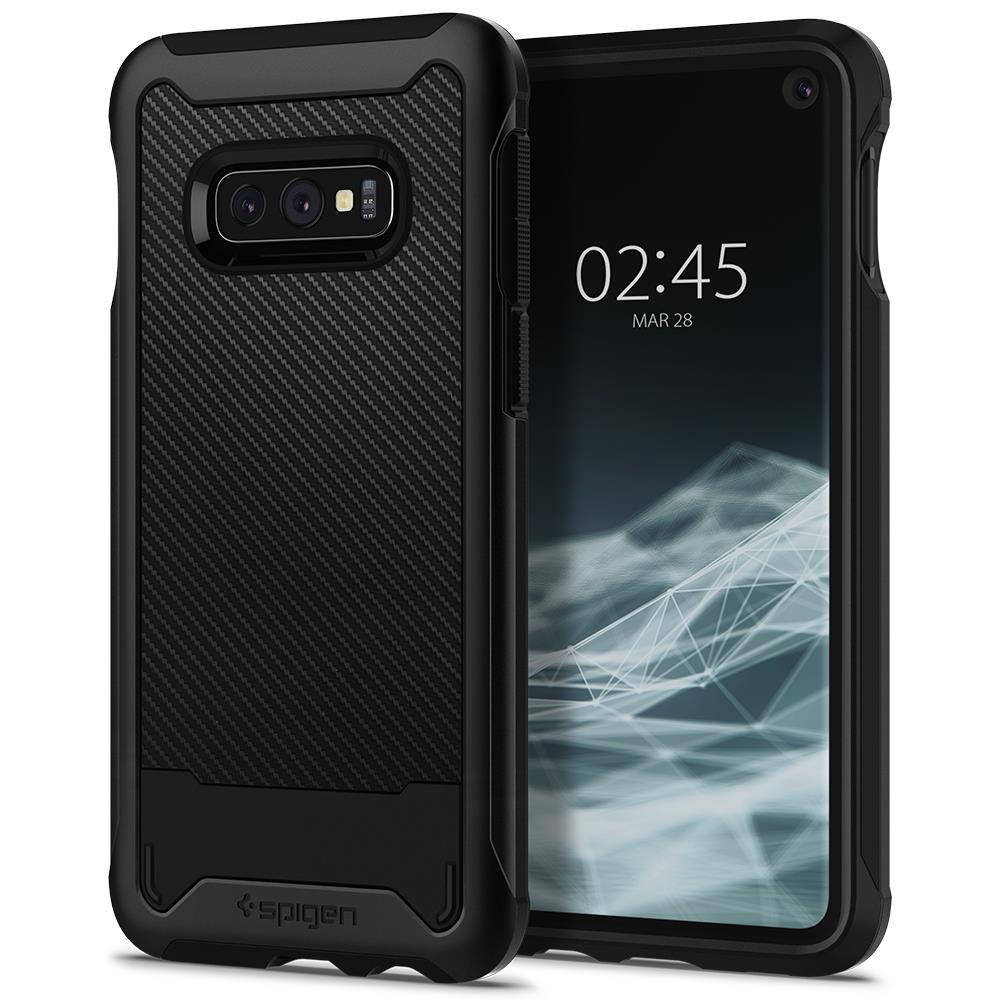 Ochranný kryt Spigen Hybrid NX pro Samsung Galaxy S10e, černý