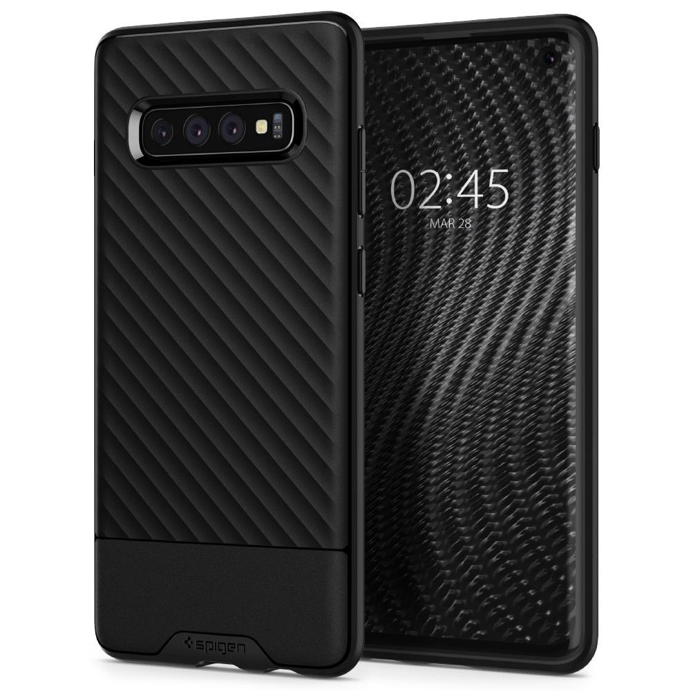 Ochranný kryt Spigen Core Armor pro Samsung Galaxy S10 plus, černý