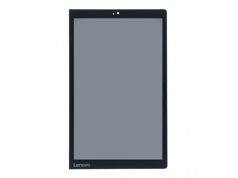 LCD + dotyk + rámeček pro Lenovo Yoga Tab 3 Plus , black OEM