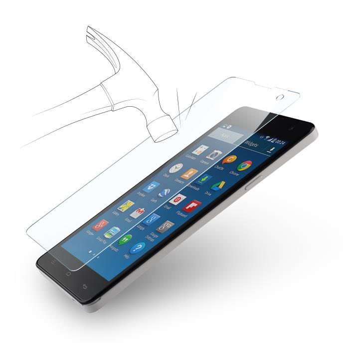 Tvrzené sklo Forever pro iPhone 7/8