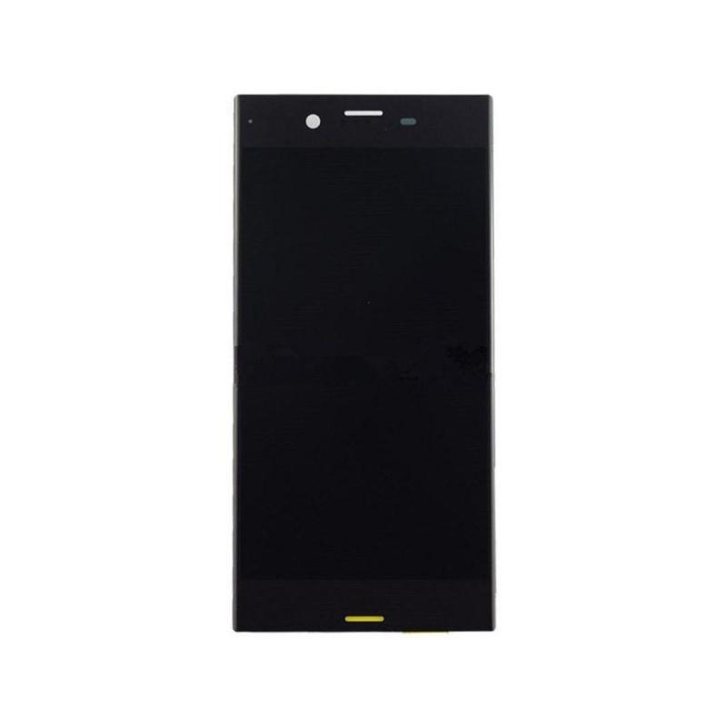 LCD + dotyková deska pro Sony Xperia XZ, blue OEM