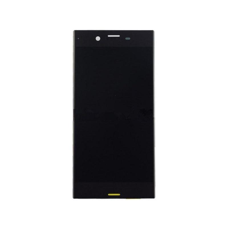 LCD + dotyková deska pro Sony Xperia XZ, black OEM