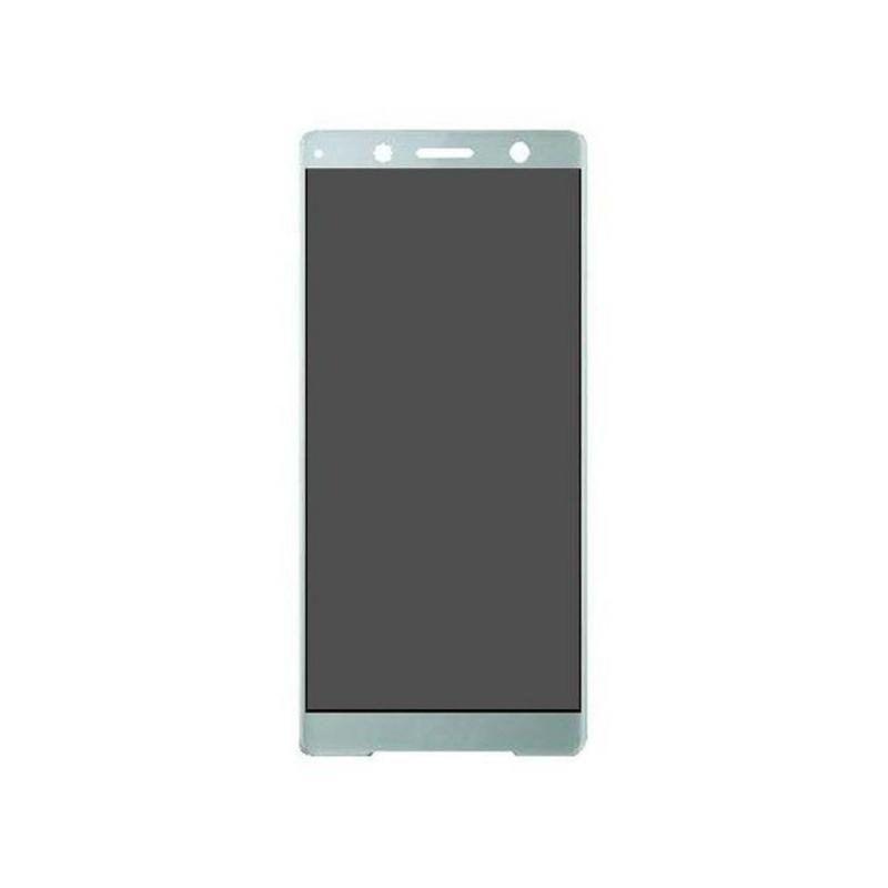 LCD + dotyková deska pro Sony Xperia XZ2 Compact, green OEM
