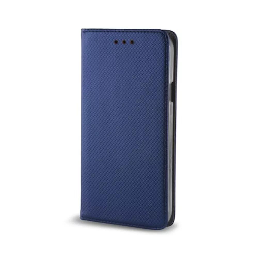 Cu-Be Smart Magnet flipové pouzdro pro Xiaomi Redmi Note 7 navy