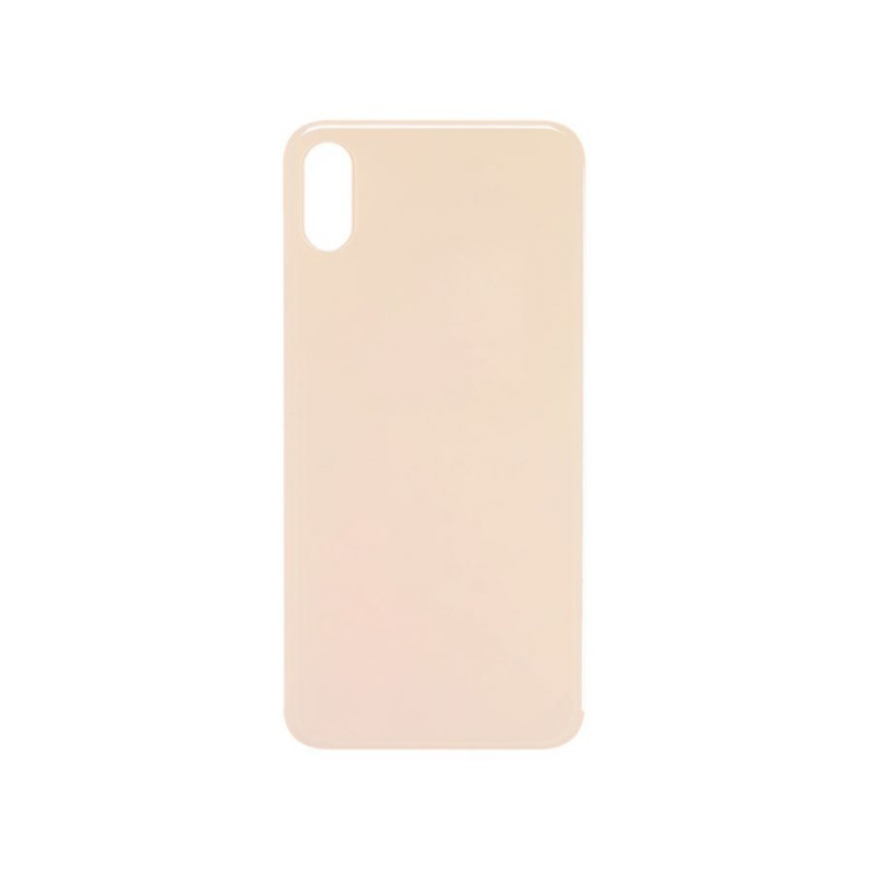 Zadní kryt baterie Back Cover Glass na Apple iPhone XS Max, gold