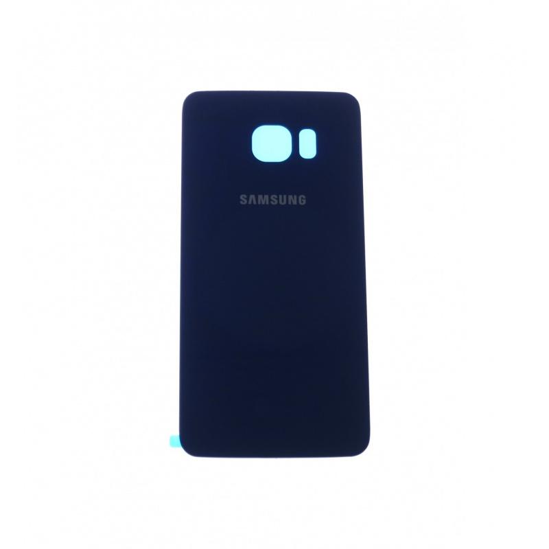 Zadní kryt baterie Back Cover na Samsung Galaxy S6 Edge Plus, black