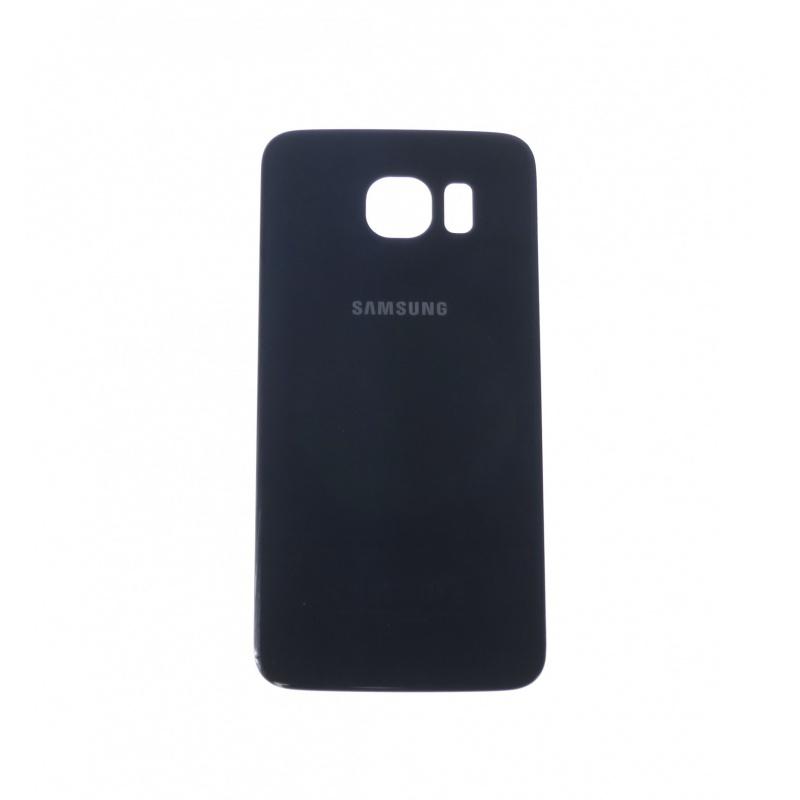 Zadní kryt baterie Back Cover na Samsung Galaxy S6, Black