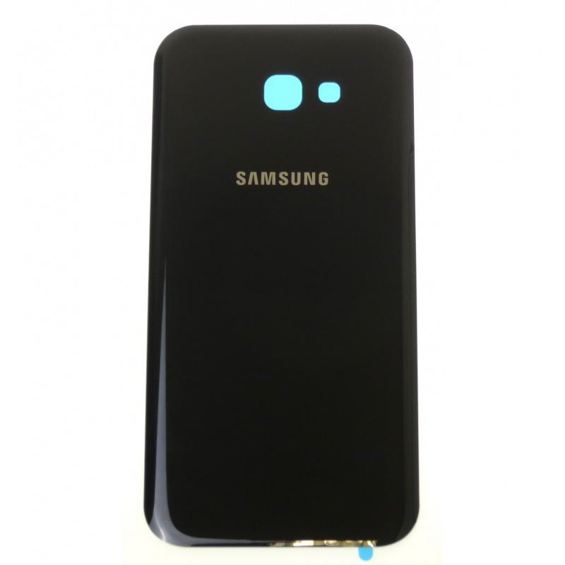 Zadní kryt baterie Back Cover na Samsung Galaxy A7 (2017), black