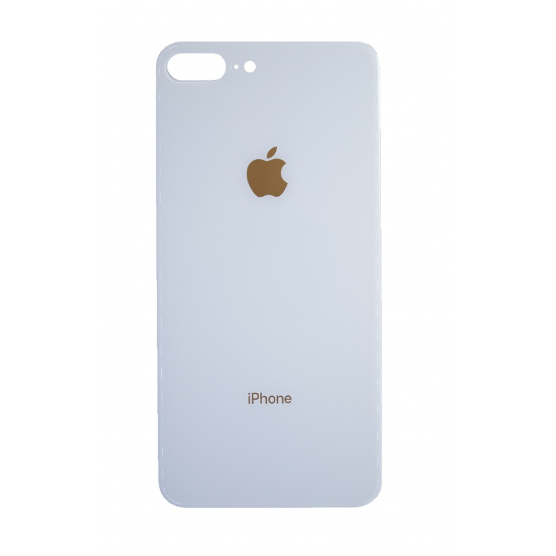 Zadní kryt baterie Back Cover Glass na Apple iPhone 8 Plus, silver