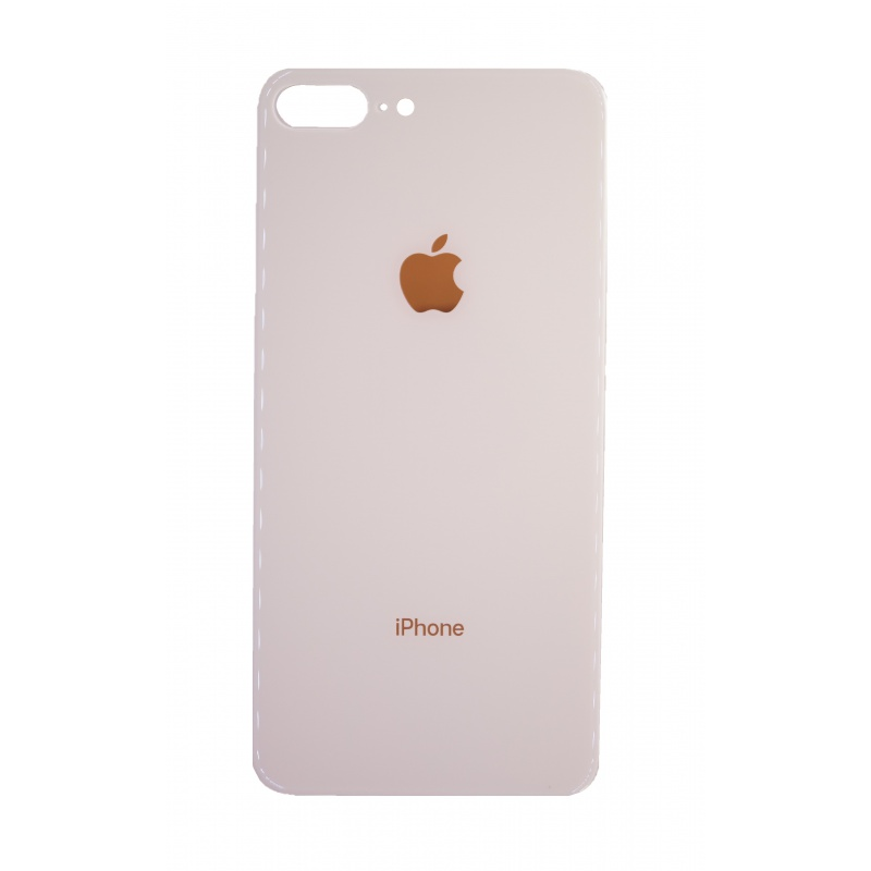 Zadní kryt baterie Back Cover Glass na Apple iPhone 8 Plus, gold
