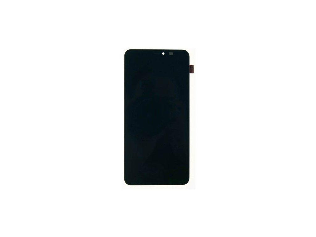 LCD + dotyk + rámeček pro Nokia Lumia 640 XL, black OEM