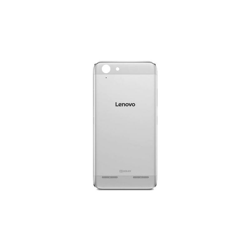 Kryt baterie Back Cover na Lenovo K5, silver