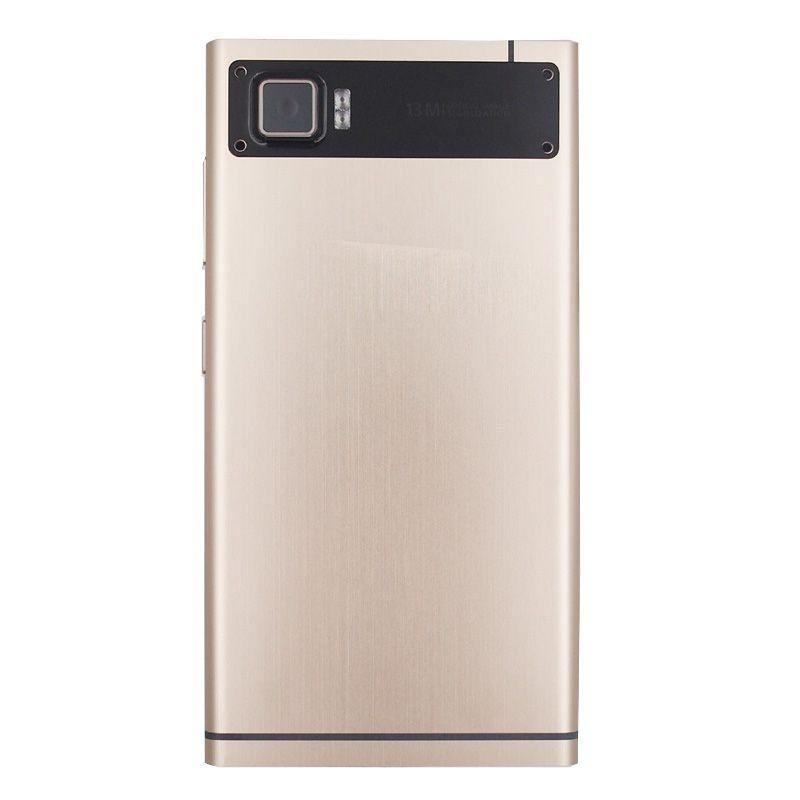 Kryt baterie Back Cover na Lenovo Vibe Z2, gold