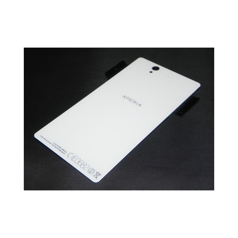 Zadní kryt Back Cover + NFC Antenna na Sony Xperia Z (C6603), white