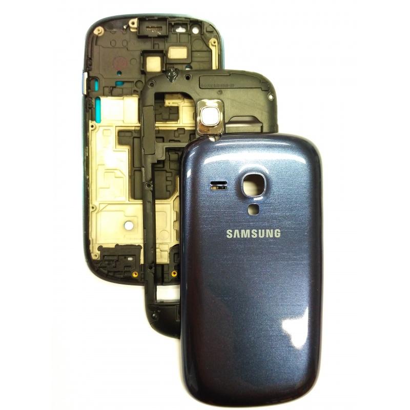 Kryt baterie Back Cover na Samsung Galaxy S3 Mini (i8200), blue