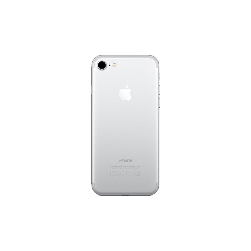 Kryt baterie Back Cover na Apple iPhone 7, silver