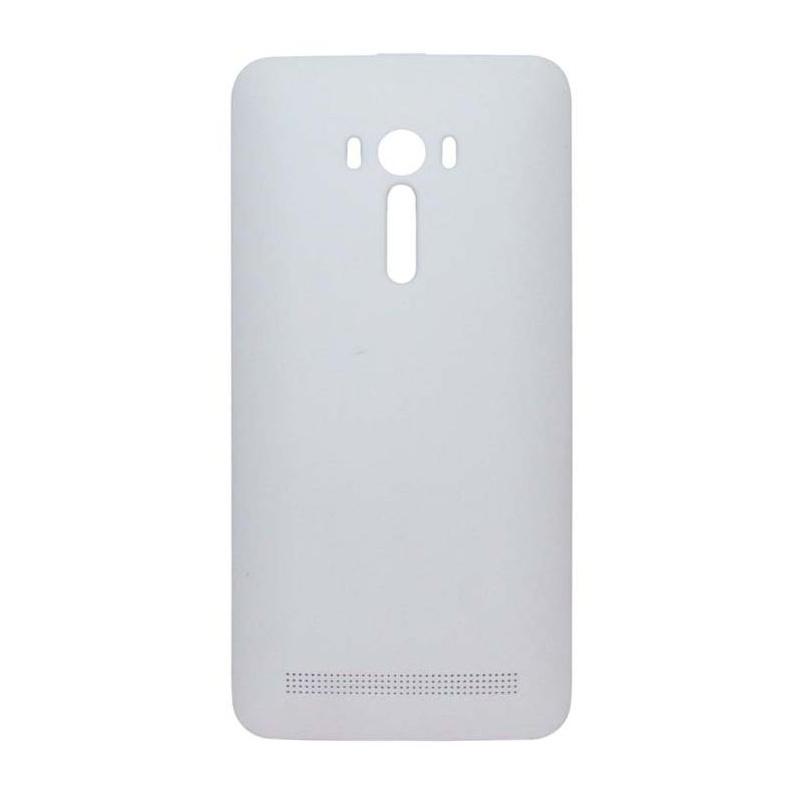 Kryt baterie Back Cover pro Asus Zenfone Selfie (ZD551KL), white