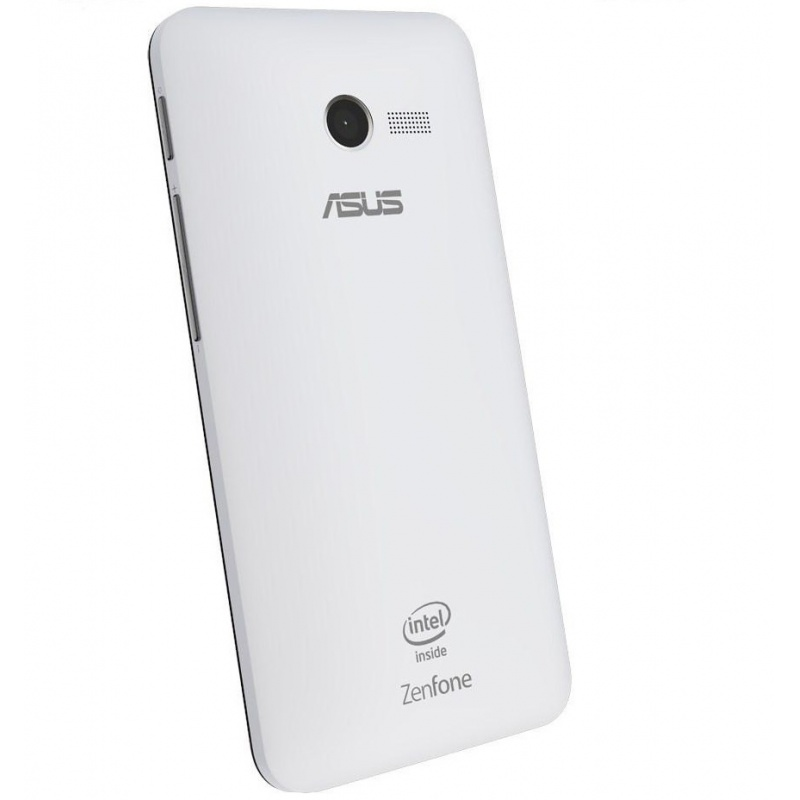 Kryt baterie Back Cover na Asus Zenfone 4 (A450CG), white