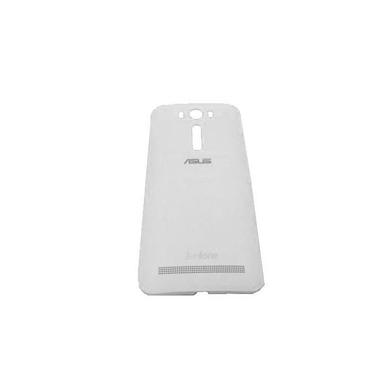 Kryt baterie Back Cover na Asus Zenfone 2 Laser (ZE500KL), white