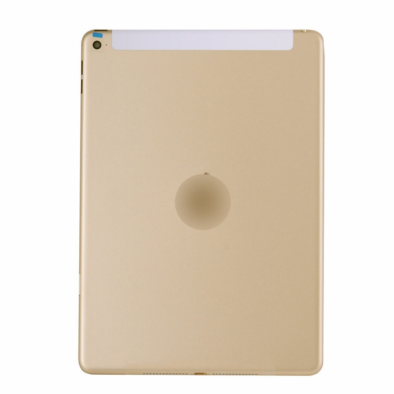 Kryt baterie Back Cover 3G na Apple iPad 6 (Air 2), gold